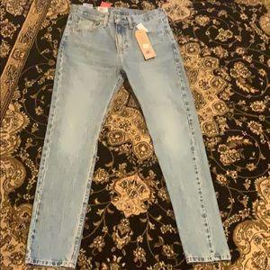 Levi's warp stretch denim jeans! 👖